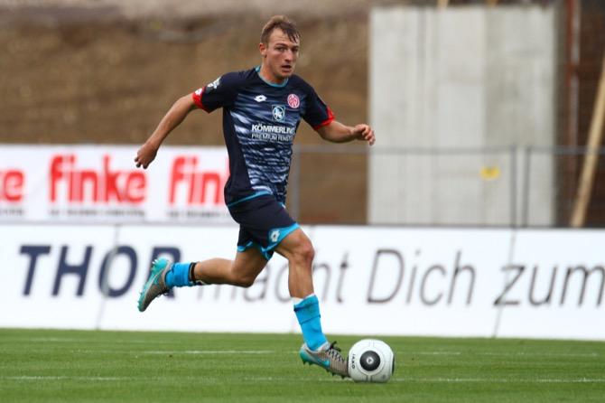 10. Spieltag; 1. FSV Mainz 05 II - FC Erzgebirge Aue