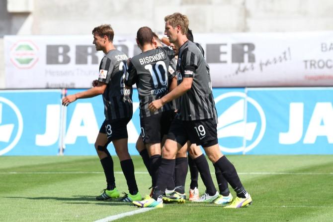 6. Spieltag; Hallescher FC - SC Preußen Münster