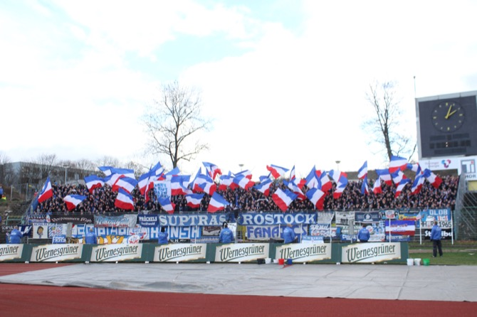 Erfurt verschärft Rostocks Krise - Spielbericht + Bilder