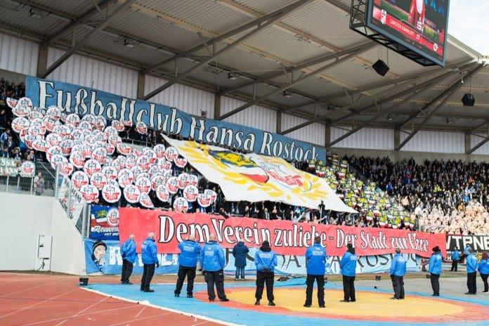 18. Spieltag 16/17: Rot-Weiß Erfurt - Hansa Rostock