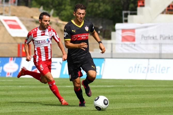Erfurt feiert ersten Saisonsieg - Spielbericht + Bilder