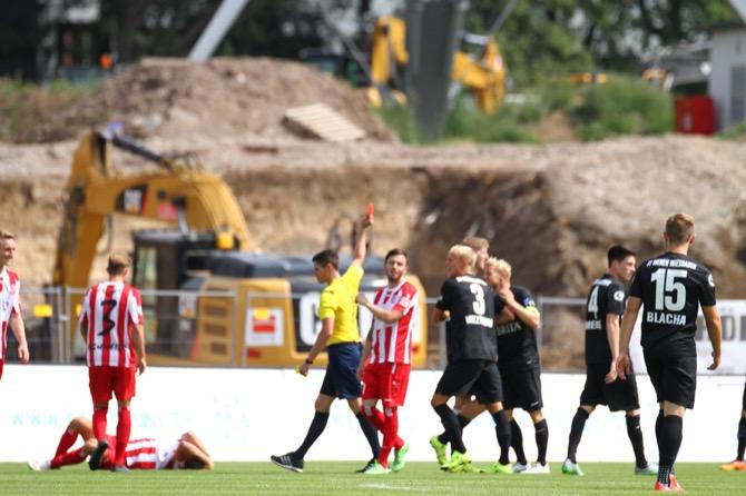 Keine Tore zwischen Erfurt und Wehen Wiesbaden - Spielbericht