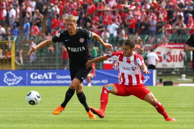 3. Spieltag; SV Wehen Wiesbaden - 1. FSV Mainz 05 II