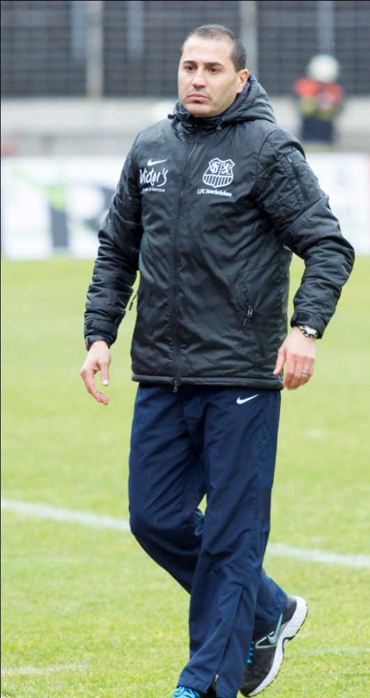 Chrisian Mollocher wird Saarbrückens Co-Trainer