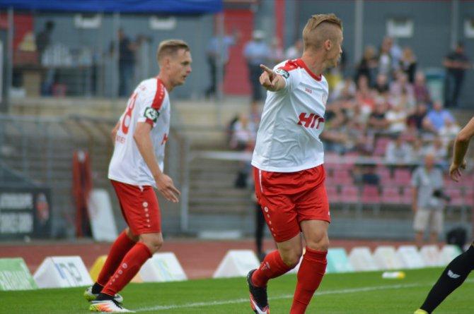 4. Spieltag; Fortuna Köln – Holstein Kiel