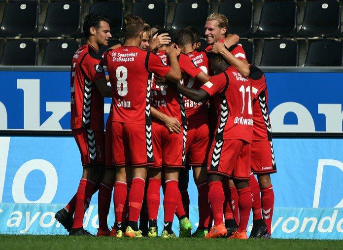 37. Spieltag; SG Sonnenhof Großaspach – Holstein Kiel