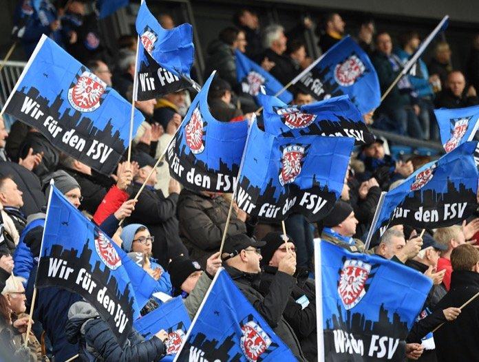 15. Spieltag 16/17: FSV Frankfurt - MSV Duisburg