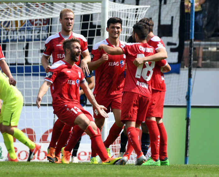 Erfurt testet gegen Bundesligist Mainz 05