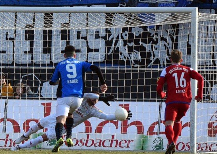 20. Spieltag 16/17: FSV Frankfurt - Holstein Kiel