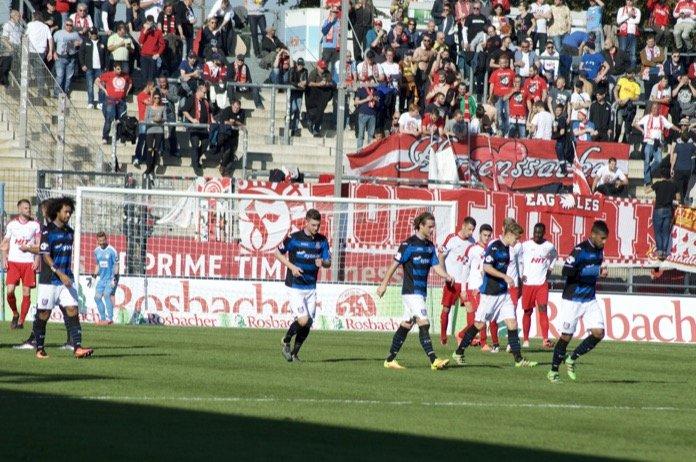 11. Spieltag 16/17: FSV Frankfurt - Fortuna Köln