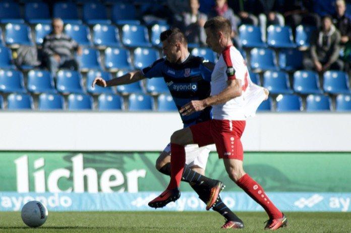 30. Spieltag; Fortuna Köln – FSV Frankfurt