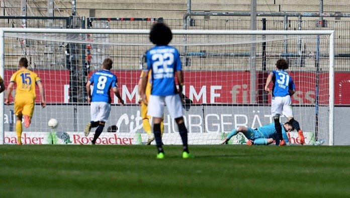29. Spieltag 16/17: FSV Frankfurt - Sportfreunde Lotte