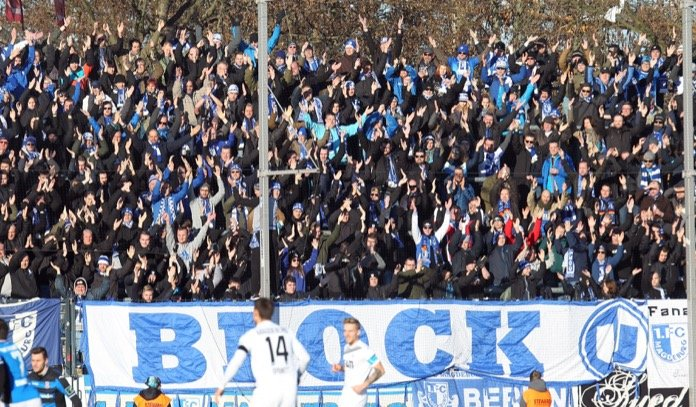 17. Spieltag 16/17: FSV Frankfurt - 1. FC Magdeburg