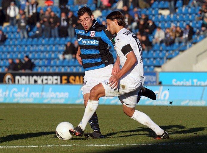 36. Spieltag; 1. FC Magdeburg – FSV Frankfurt