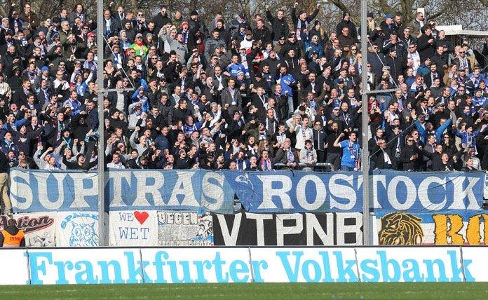 24. Spieltag 16/17: FSV Frankfurt - Hansa Rostock