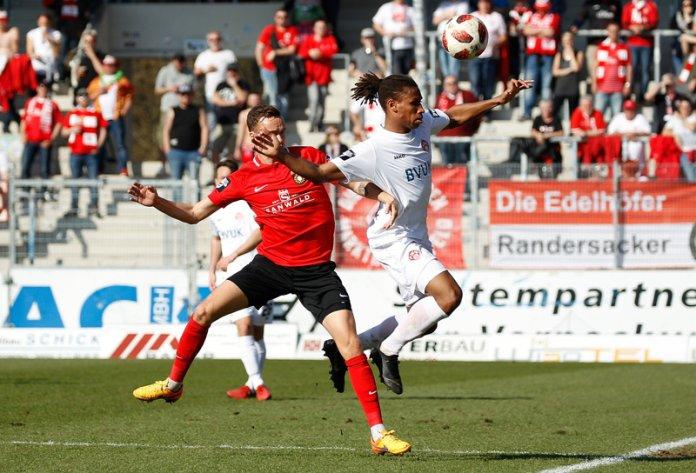 30. Spieltag 18/19: Sonnenhof Großaspach - Würzburger Kickers