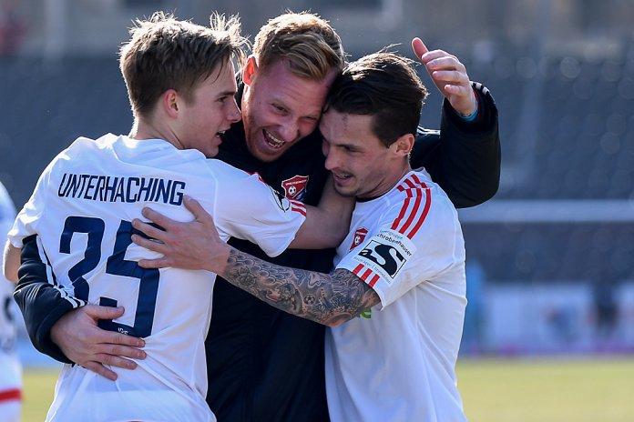 27. Spieltag 17/18: Sonnenhof Großaspach - SpVgg Unterhaching