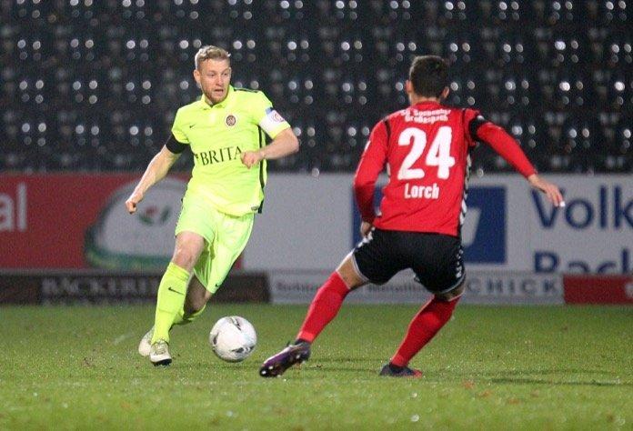 36. Spieltag; SV Wehen Wiesbaden – SG Sonnenhof Großaspach