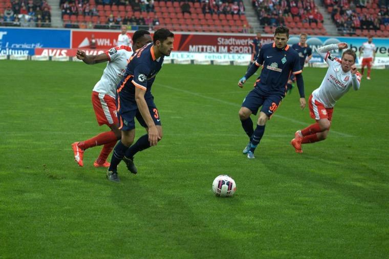 Bremen am letzten Spieltag (Ballasch)