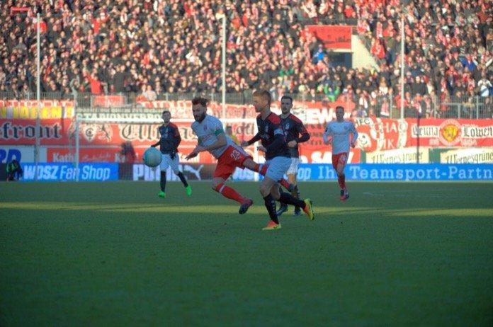 20. Spieltag 16/17: Hallescher FC - Rot-Weiß Erfurt