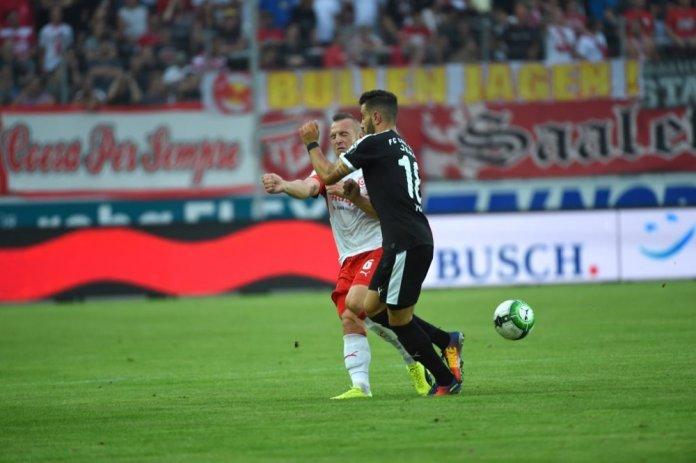 3. Spieltag 17/18: Hallescher FC - Carl Zeiss Jena