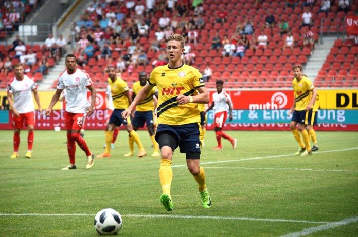 2. Spieltag 18/19: Hallescher FC - Fortuna Köln - Bild