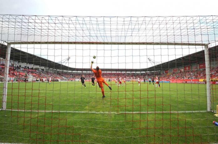 Halle gegen Rostock wird am 16. Oktober nachgeholt