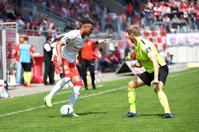 7. Spieltag; Hallescher FC – SV Wehen Wiesbaden