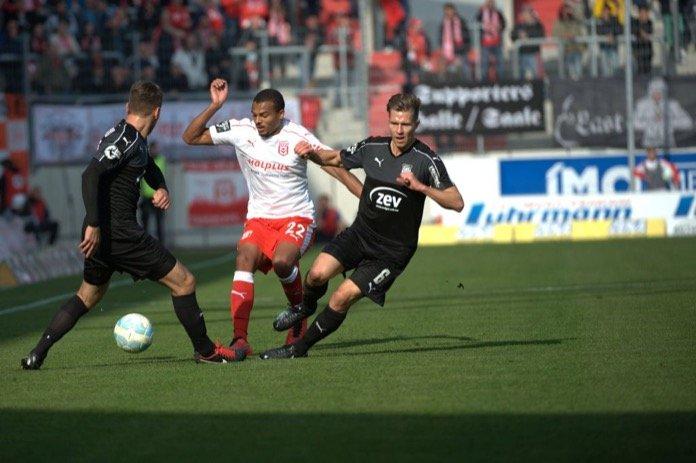 19. Spieltag; FSV Zwickau – Hallescher FC