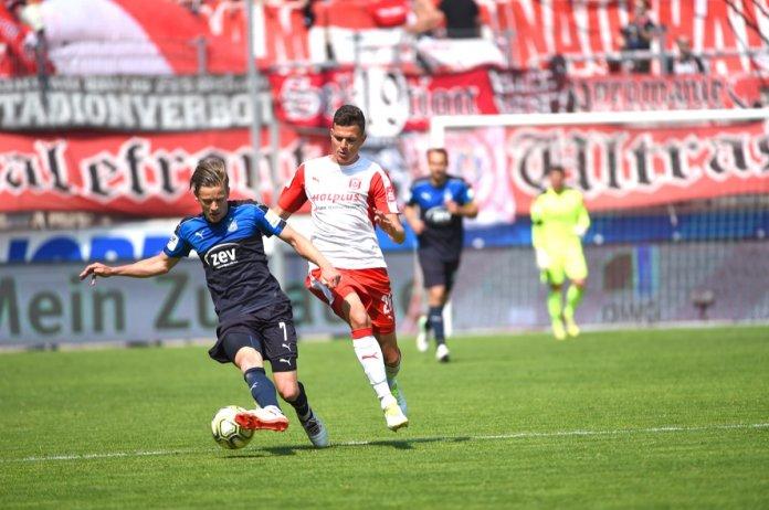38. Spieltag 17/18: Hallescher FC - FSV Zwickau