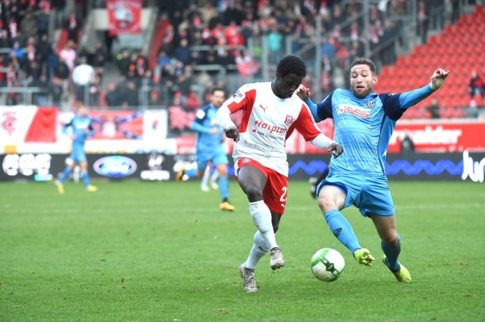Hallescher FC erhält viel Zuspruch