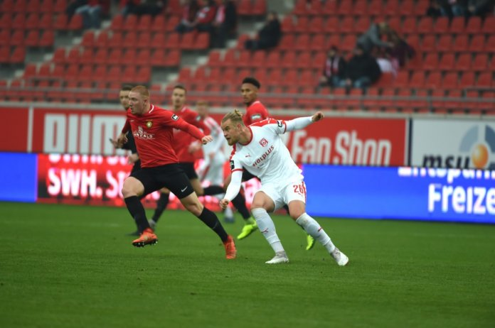 16. Spieltag 18/19: Hallescher FC - Sonnenhof Großaspach