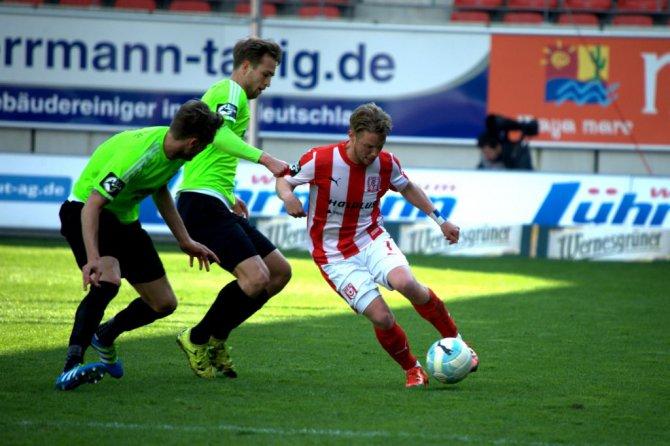 HFC am letzten Spieltag (Volker Ballasch)