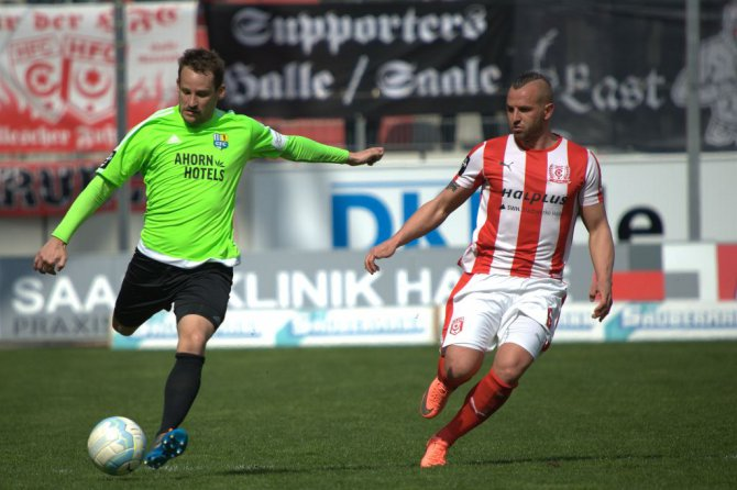 CFC am letzten Spieltag (Volker Ballasch)