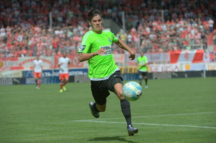 3. Spieltag; Chemnitzer FC – FSV Frankfurt