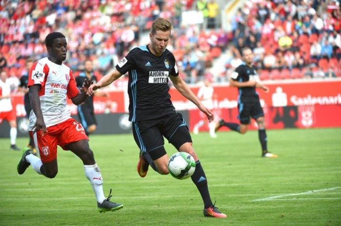 29. Spieltag; Chemnitzer FC – Hallescher FC