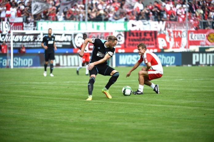 Hallescher FC ohne Bohl nach Würzburg