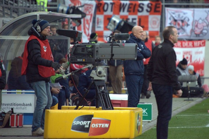 Live-Spiele am 24. Spieltag (Volker Ballasch)