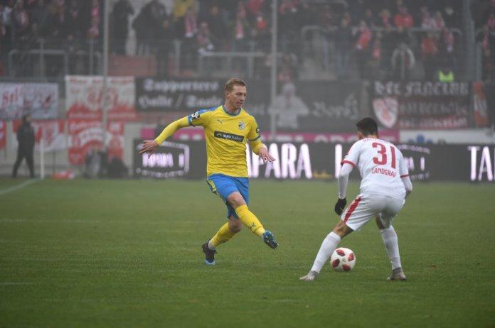 22. Spieltag 18/19: Hallescher FC - Carl Zeiss Jena