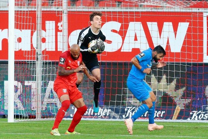 35. Spieltag 19/20: Hallescher FC - Carl Zeiss Jena - Bild