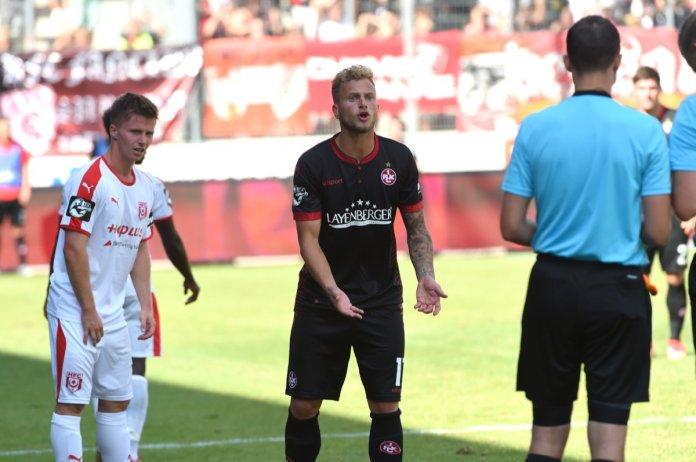 4. Spieltag 18/19: Hallescher FC - 1. FC Kaiserslautern - Bild