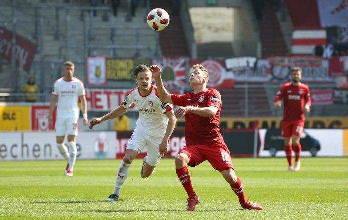 32. Spieltag 18/19: Hallescher FC - Würzburger Kickers