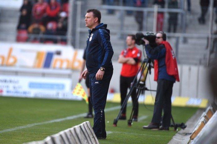 29. Spieltag 16/17: Hallescher FC - Fortuna Köln
