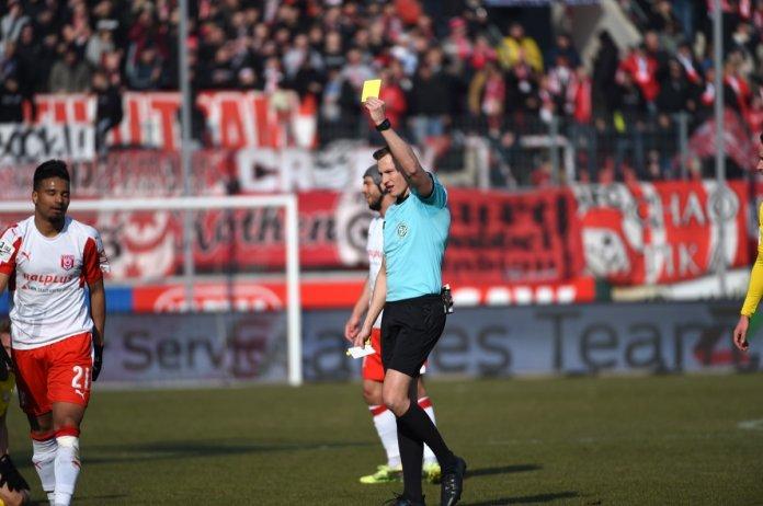 27. Spieltag 17/18: Hallescher FC - Fortuna Köln