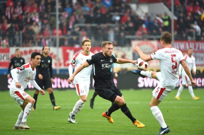 Halle: Niklas Landgraf bleibt bis 2021