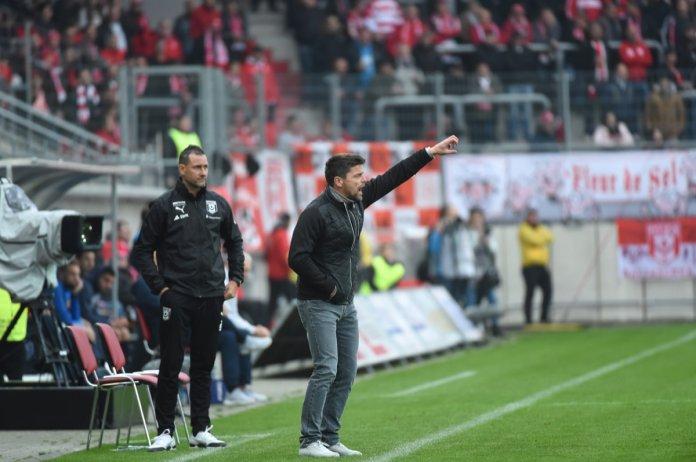 Hallescher FC: Geldstrafe für Trainer Ziegner