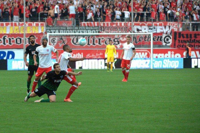 6. Spieltag 16/17: Hallescher FC - Preußen Münster