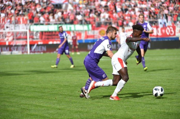 Hallescher FC wieder mit Braydon Manu