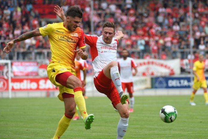 Testspiel 17/18: Hallescher FC - 1. FC Union Berlin