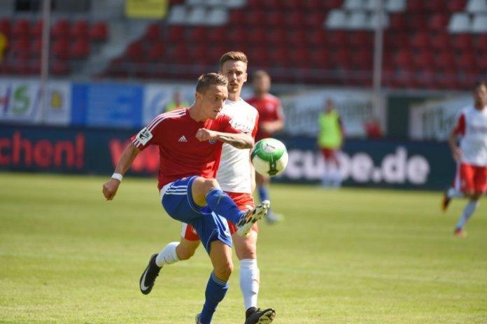 5. Spieltag 17/18: Hallescher FC - SpVgg Unterhaching Teil2